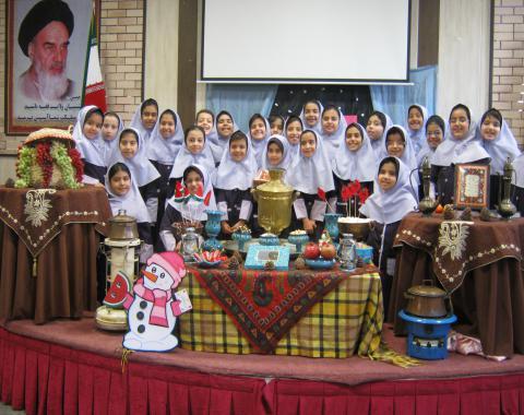 برگزاری جشن ویژه یلدا-1 دی ماه