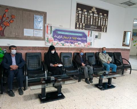 برگزاری اولین مجمع عمومی انتخابات انجمن اولیاء و مربیان آموزشگاه
